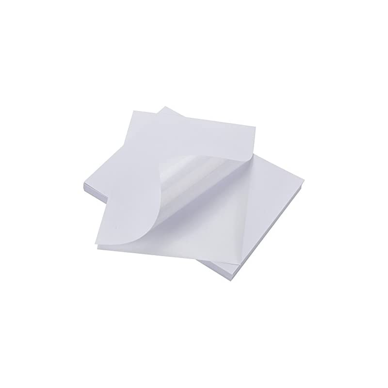 100 Sheets Sticker Labels Shipping Addre