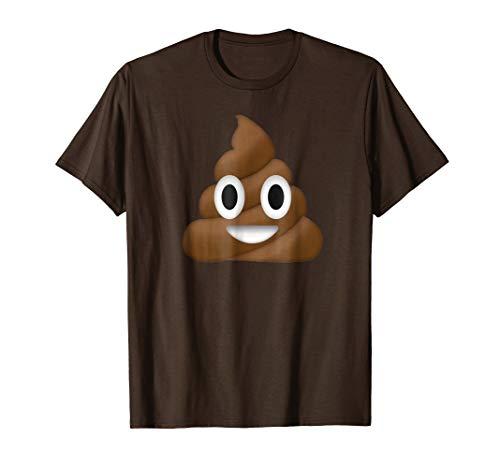 (Poop Emoji Costume Funny Halloween)