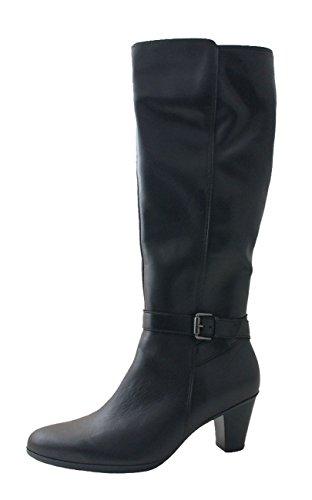 Gabor Ladies long boots Item No. 95.619.87 black size 37.5 -. 41 Schwarz PfBFneOY