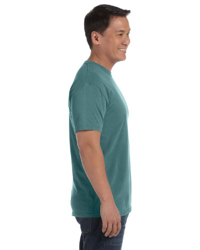 Comfort Colours Adults Unisex Short Sleeve T-Shirt (XL) (Blue Spruce) from Comfort Colours