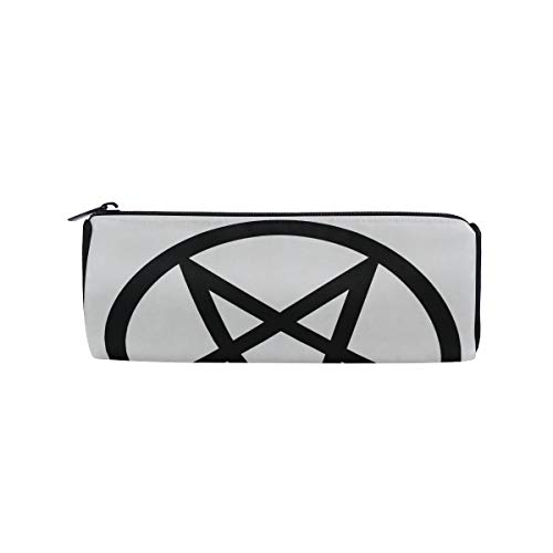 e4502b11e1db Barrel Pencil Case Magic Pentagon with Angles Pencil Holder Pen Bag  Stationery Bag Makeup Pouch Lightweight Multifunctional for Kids Youth  Middle ...