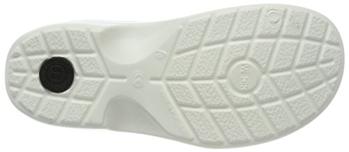 Unisex Wock Closed Everlite Adults' Weiss Clogs White 4540022 dqxfvSx
