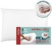 Travesseiro Natural Látex, 45x65cm, Branco, Duoflex