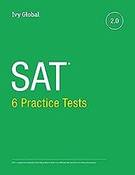 Ivy Global's SAT 6 Practice Tests (2018)