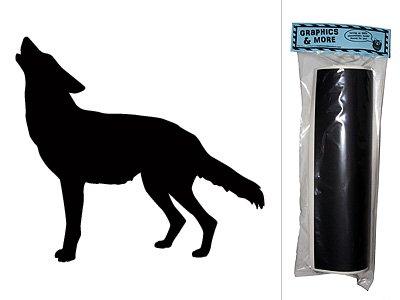 Wolf Chalkboard Vinyl Sticker Decal
