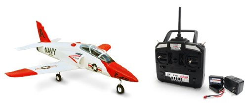 2.4GHz Brushless Electric RTF Remote Control RC Airplane (Color May Vary) ()
