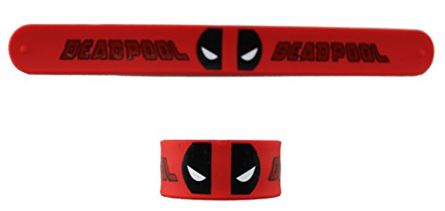 (Marvel Comics Extreme Deadpool Icon Slap Bracelet)