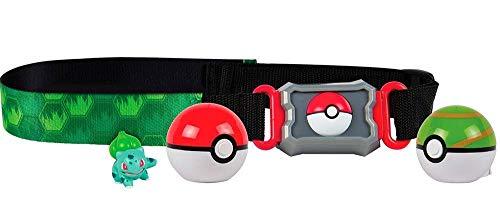 Pokémon Clip 'N' Carry Poké Ball Belt, Styles May Vary (Discontinued by -