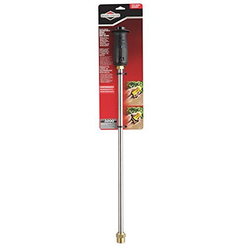 Briggs & Stratton 6202 Adjustable Pressure Washer Spray Wand (Gas Power Washer Wand compare prices)