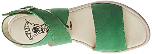 Pink Pulsera lime Fly Sandalia Green nude Verde Clop009fly Con 004 Para London Mujer 688PqwI
