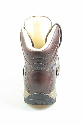 Meindl Schuhe Bergamo Lady Identity - dunkelbraun 41 1/3