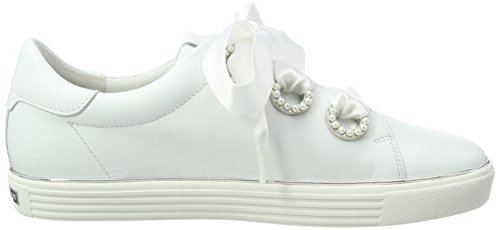 Kennel And Schmenger Ladies Town Sneaker White (bianco / Bianco Perla Bianco)