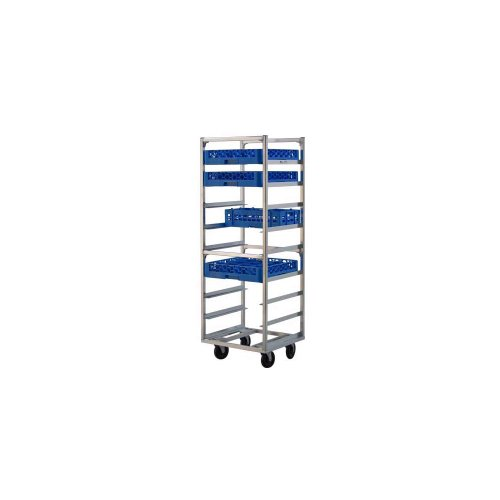 Mobile Cup/Glass Rack Cart