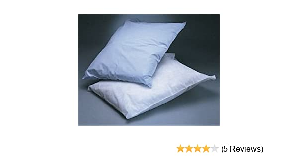Amazon Disposable Paper Pillow Covers Case Of 40 Home Kitchen Fascinating Disposable Pillow Covers