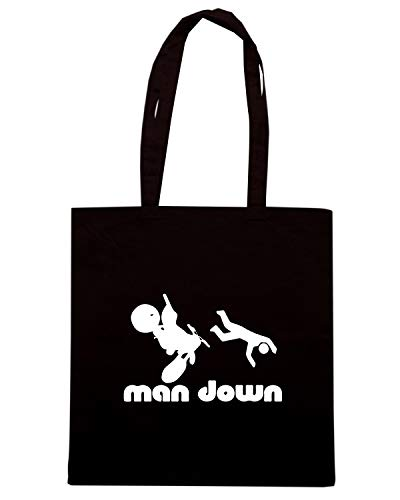 Nera TB0129 DOWN Shirt Speed Shopper Borsa MAN qwtafg1