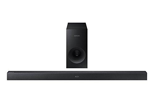 Samsung HW-K360/EN 2.1 Soundbar (180 W, kabelloser Subwoofer, Bluetooth) schwarz