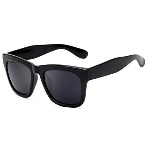 polarizadas sol Aviador Running Retro conducción Gafas de Nuevas UV Vogue Hombres Cuadro A de Grande para de Tendencia x15Hwqn0F