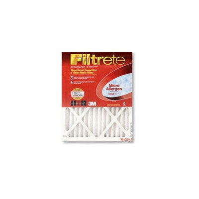 Filtrete Air Purifiers 9804DC-6 14'' X 25'' X 1'' Filtrete Allergen Reduction Filter by 3M