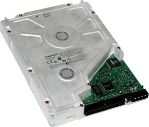 Bigfoot Ide Hard Drive - 2