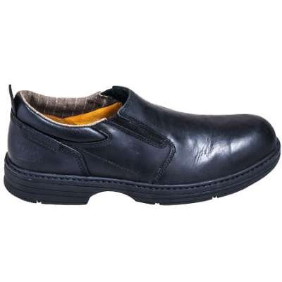Caterpillar Men's 90098 Steel Toe ESD Slip On Conclude Work Shoes