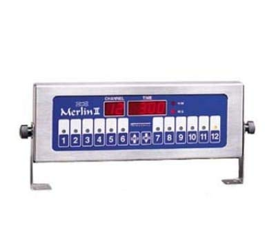 (Prince Castle 740-T12 12-Channel Single Function Digital Timer)