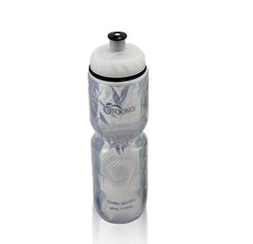 RBL 710 ml Heat Preservation Double Plastic Outdoor Sports Bottle (Random Color(Water Bottle+Cage)) Ruibaolai International