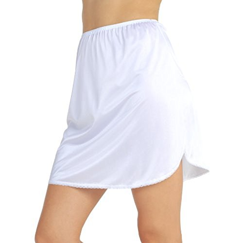 Vanity Fair 360 Women`s Plus Size Half Slip, VF-11860, 2XL-18 Length