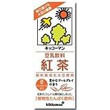キッコーマン 豆乳飲料 紅茶 200ml×18本×2箱(36本)