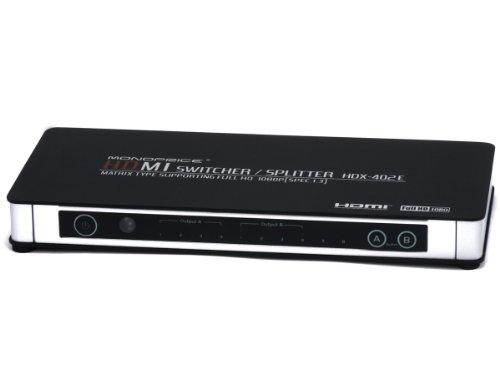 Monoprice True Matrix Switch Remote