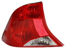 TYC 11-5376-81 Ford Focus Driver Side Replacement Tail Light Assembly