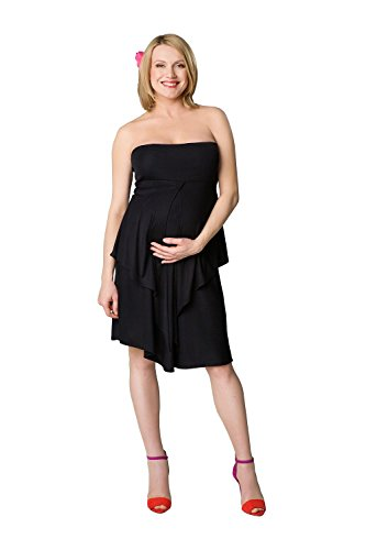 My Tummy Maternité robe Marylin Noir