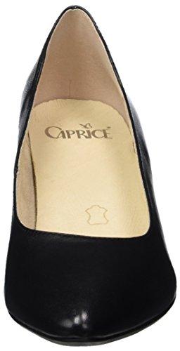 22400 Caprice Femme Escarpins Caprice Nappa 22400 Noir Black vq5RwnE