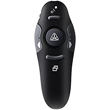 Elepawl Wireless USB Presenter Remote Controller RF 2.4GHz Laser Pointer Pen PowerPoint PPT Clicker