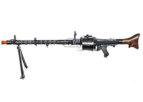 ドイツ軍 RWA MG34 マシンガン 電動ガン 【BIO BB弾1500発付】