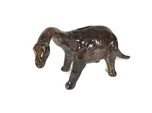 Dinosaur Brontosaurus Toy Banks Piggy Bank Cartoon Painted Cute Mug Giant Animal for - Brasil Ferrari
