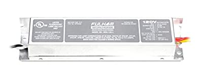 Fulham Lighting Fulham Workhorse Adaptable Ballast, WH4-120-L