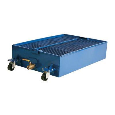 (LiquiDynamics 42070 Low Profile, Portable Oil Drain, 25 gal Capacity)