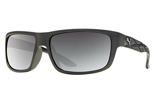 Puma Men's Exo 800 PU 0009S 0009/S 002 Black/Gunmetal Polarized Sunglasses - Sunglasses Puma Men For