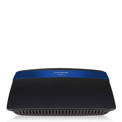Linksys N750 Wi-Fi Wireless Dual-Band+ Router with Gigabit & USB Ports, Smart Wi-Fi App Enabled to Control Your Network from Anywhere (EA3500) (Wireless Routers With Usb)
