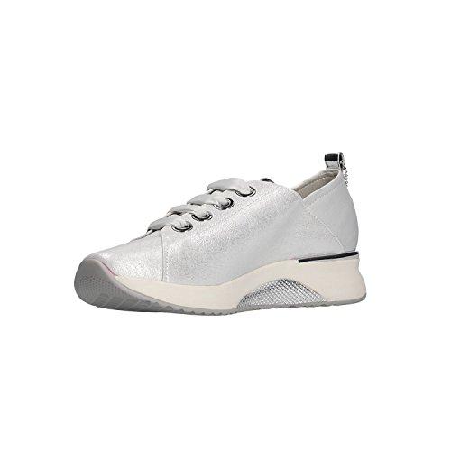 CAFèNOIR DA917, Damen Sneaker Grau Grau