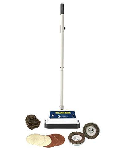 (Koblenz P620B Polisher Shampooer Cleaning Machine, T-Bar Handle (Complete Set) w/Bonus: Premium Microfiber Cleaner Bundle)