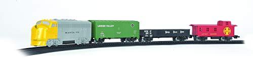 Rail Express Battery Operated Train Set - HO -