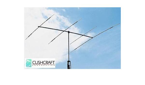 CUSHCRAFT DIRECTIVA HF 4 ELEMENTOS A4-S 10-15-20 mt 590001 ...