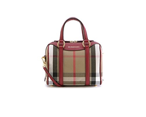 Burberry Bag With Horse