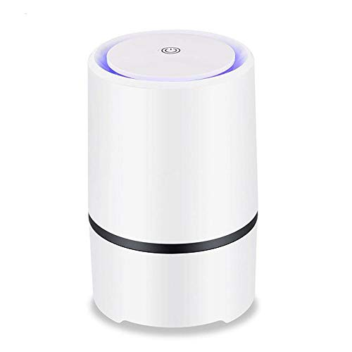 Air Purifier Air Cleaner for home with True HEPA & Active Carbon Filters...