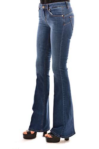 Pantalones Vaqueros D4186 Uxx030 Mujer Jeans qwvWz6