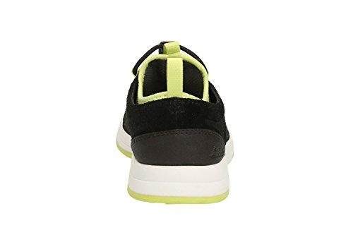 Clarks - Tri Quest - 261205367 - Farbe: Gelb-Schwarz-Weiß - Größe: 28.0