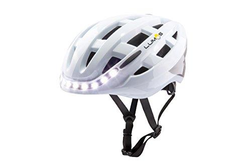 Lumos Kickstarter Lite Helmet Polar White ()