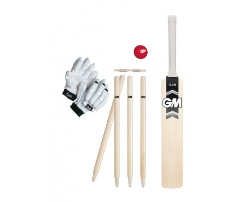 Gunn & Moore Icon Cricket Set
