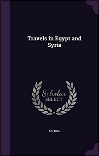 Travels in Egypt and Syria
